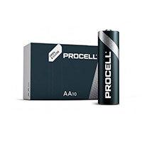 AA batterier - Duracell Procell (Industrial) - 10-Pack