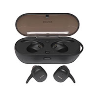 Bluetooth Earbuds (4-5 timer) Sort - Denver TWE-53