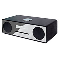 Bluetooth stereoanlæg (DAB+/CD/FM) Sort - Soundmaster