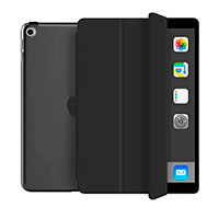 Cover iPad 2018/2017 9.7tm (Trifold) Sort  - Nordic