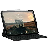 Cover iPad Pro 2020 - 12.9tm (Scout) Sort - UAG