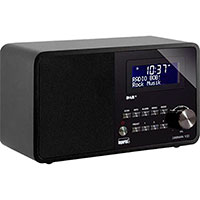 DAB+/Internet radio (2,8tm TFT) Sort - Imperial Dabman i150