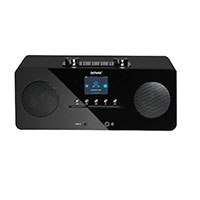 DAB+/Internet radio (m/Bluetooth) Sort - Denver MIR-260