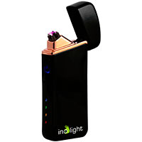 Elektronisk USB lighter kompakt (100 tændinger) Inolight CL6