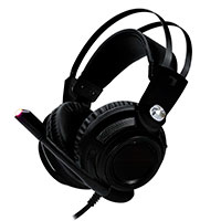 Gaming headset Omega Varr - Sort