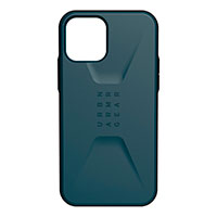 iPhone 12/12 Pro cover (Civilian) Grå - UAG