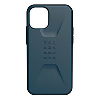 iPhone 12 Mini cover (Civilian) Grå - UAG