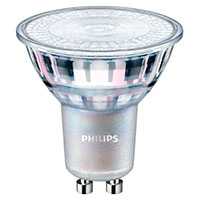Philips dæmpbar LED pære GU10 - 5W (50W) Philips CorePro