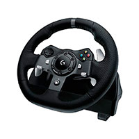Logitech G29 Driving Force (PC/PS3/PS4) Gaming rat/pedal