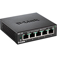 Netv�rk Switch Pro (5 Port 10/100 Mbps)