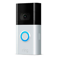 Ring Video Doorbell 3 (1080p) Wi-Fi dørklokke m/app