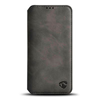 Samsung Galaxy A70 Wallet cover (Soft Touch) Sort
