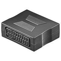 Scart adapter hun/hun