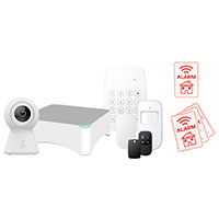 Smart Home Alarm System (m/Keypad) - Denver SHA-150