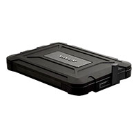 Harddisk kabinet USB 3.0 (SATA 3.0) Sort - Adata