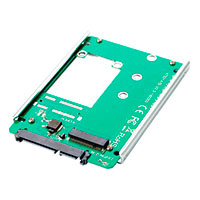 M.2 til SATA SSD adapter (22-pin)