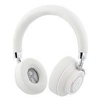 On-Ear Headset - Voice Assistant (Bluetooth) Hvid - Streetz