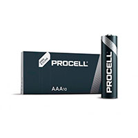 AAA batterier - Duracell Procell (Industrial) - 10-Pack