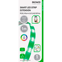 Deltaco Smart Home LED strip extension - 1m (RGB)
