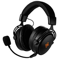 Trådløs Gaming Headset (PC/PS4) Deltaco DH410