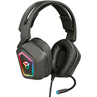 Trust Blizz Gaming Headset m/RGB (7.1 Surround) GXT 450