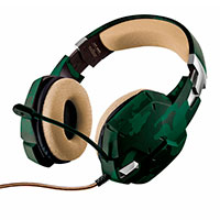 Trust Carus Gaming Headset (3,5mm) GXT 322C