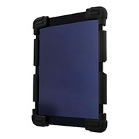 Universal tablet cover 9-11.6tm (silikone) Sort