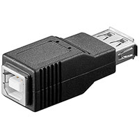 USB Adapter (A hun til B hun)