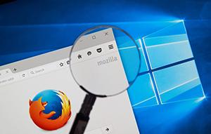 Browseren har for mange tilføjelsesprogrammer