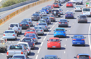 For meget trafik på nettet