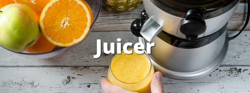 Juicer og juice