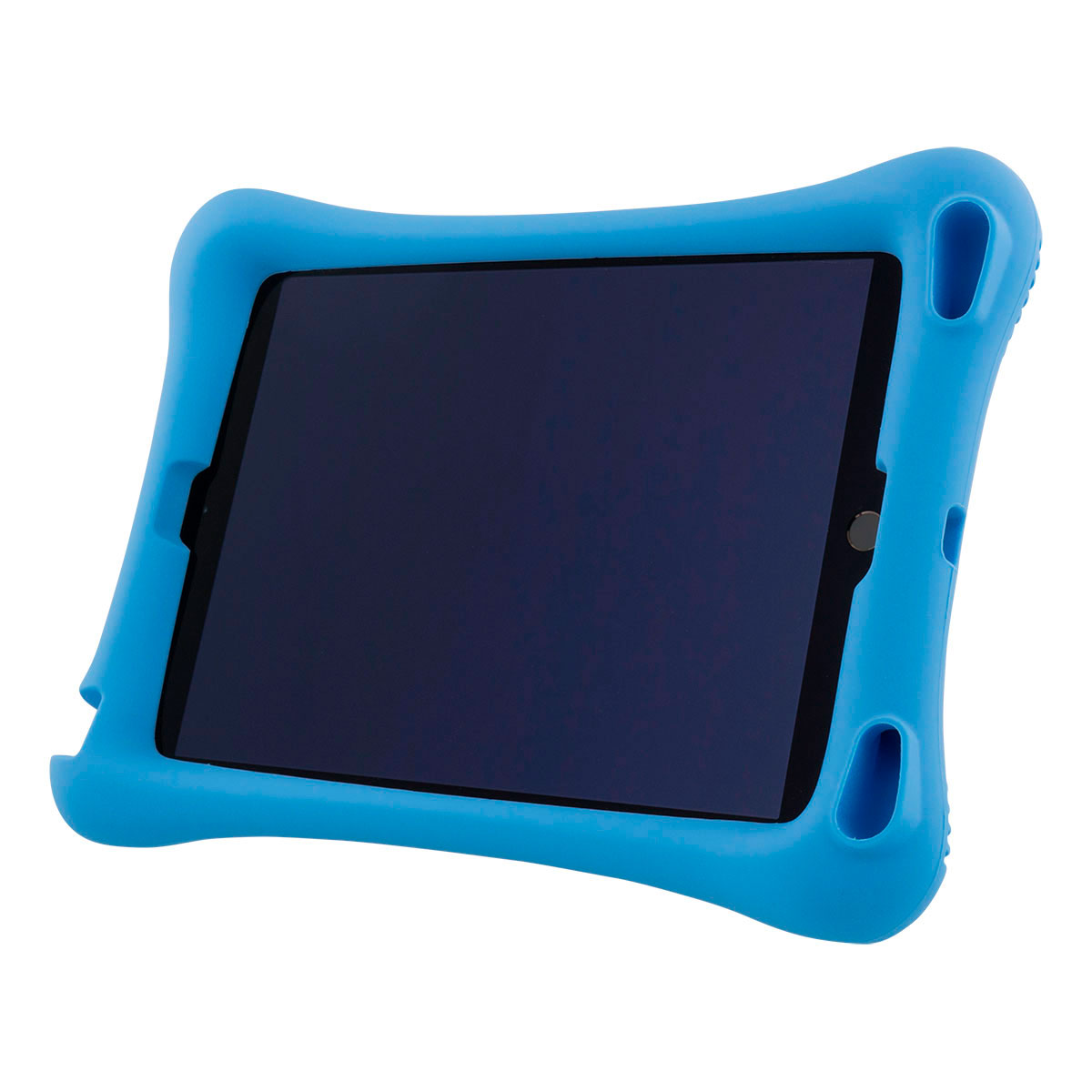 Børnecover til iPad Air 2Pro 9,7tm (Silikone) Blå