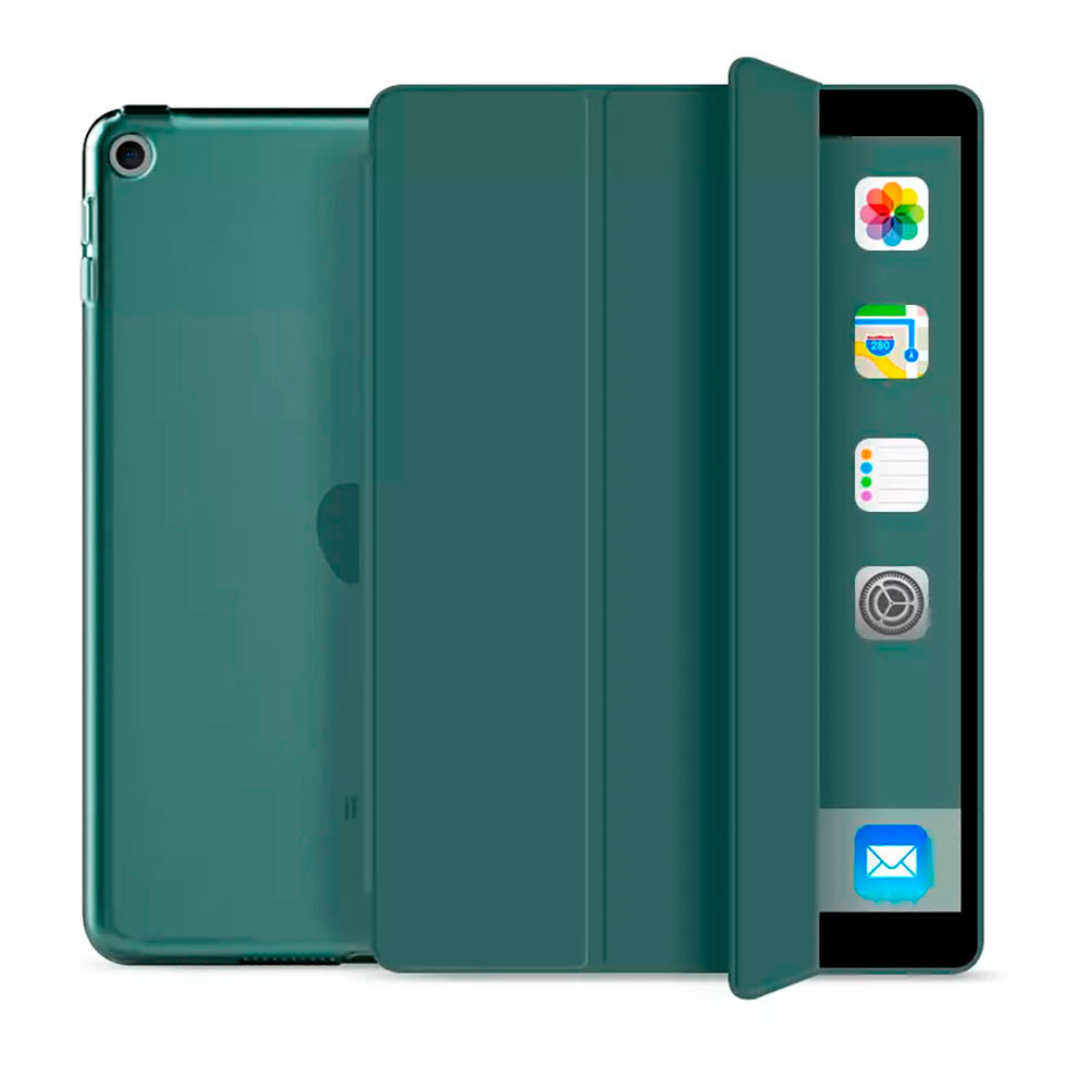 Cover iPad 2020/2019 10.2tm (Trifold) Grøn - Nordic