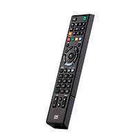 Fjernbetjening til Sony TV