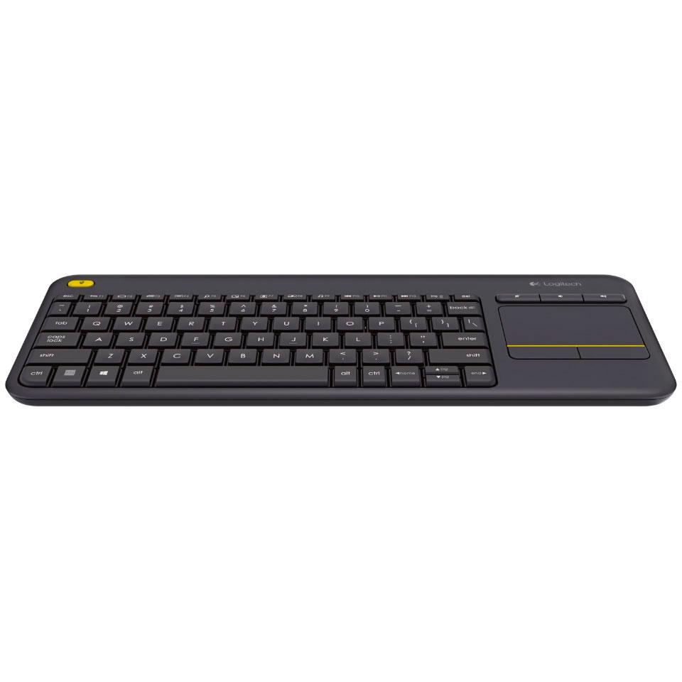 Trådløst tastatur Pro Touchpad (Nordic) - Logitech K400 - Køb her 8b90bce98ea1e