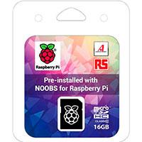 Raspberry Pi Hukommelseskort