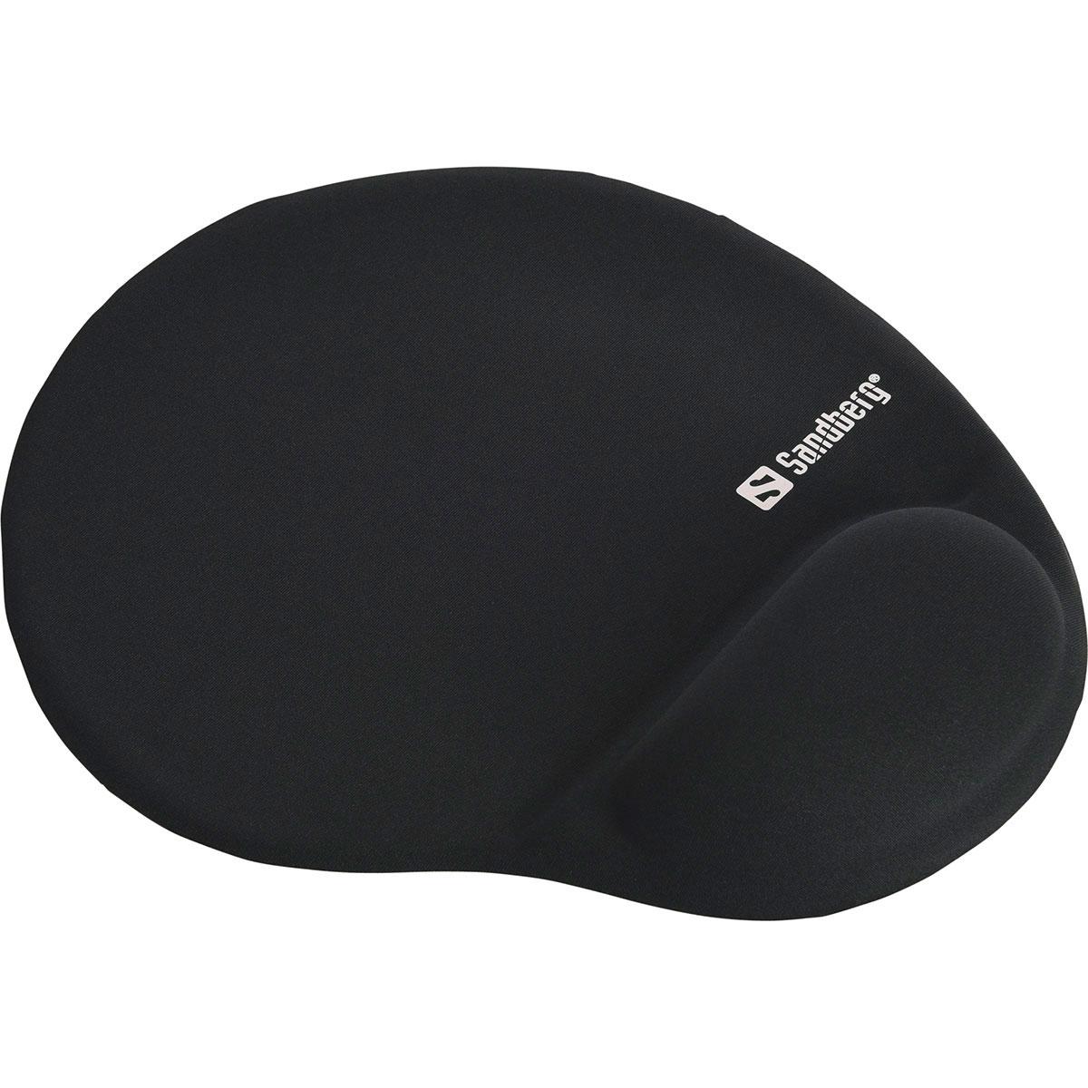 Tidsmæssigt Musemåtte med ergonomisk håndledsstøtte (Sandberg) – avXperten.dk VO-48