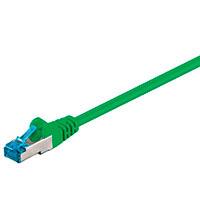 Netværkskabel S-FTP Cat6a - Grøn