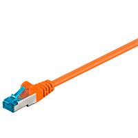 Netværkskabel S-FTP Cat6a - Orange