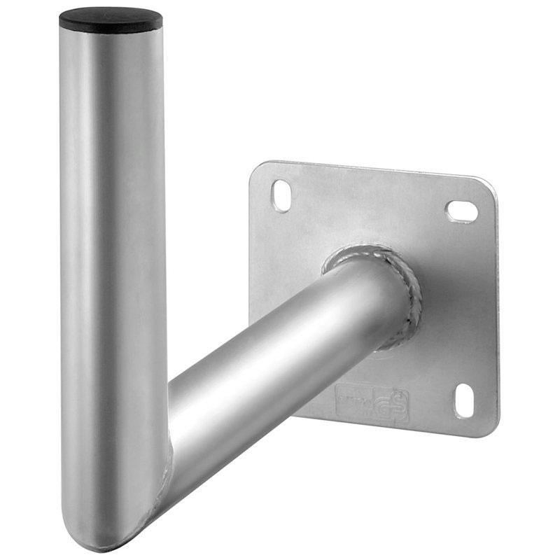 Parabol beslag (50mm - 35 x 25 cm) Aluminium