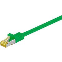 Netværkskabel S-FTP Cat7 - Grøn