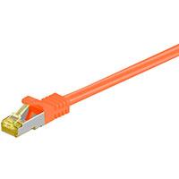 Netværkskabel S-FTP Cat7 - Orange