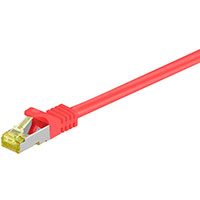 Netværkskabel S-FTP Cat7 - Rød