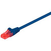 Netværkskabel UTP Cat6 - Blå