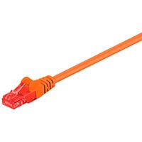Netværkskabel UTP Cat6 - Orange
