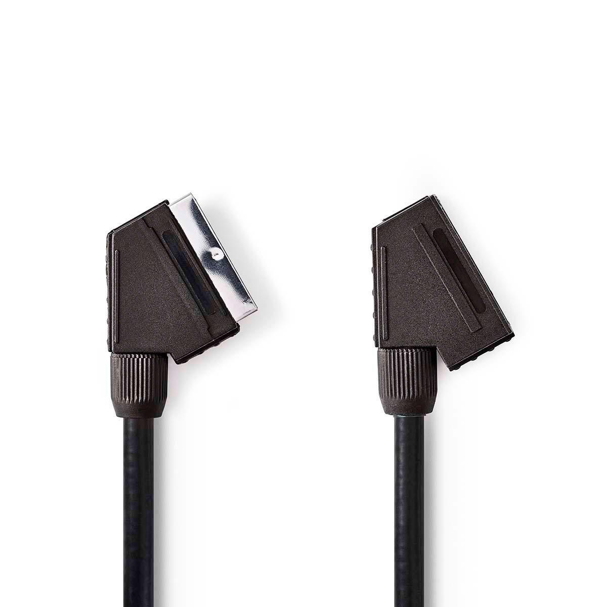 Scart forlænger kabel 2m