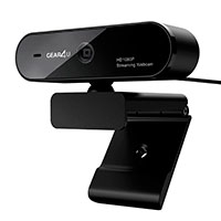 Webcam Full HD 1080P (Wide angle) GEAR4U