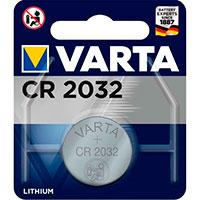 CR Batterier